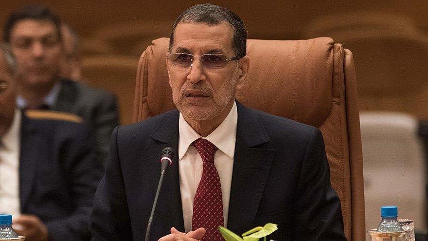Fas Başbakanı Sadeddin el-Osmani - Foto: AA
