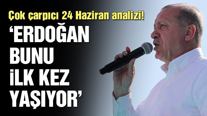 Times'tan çarpıcı analiz: Erdoğan'ın popülaritesi azalıyor