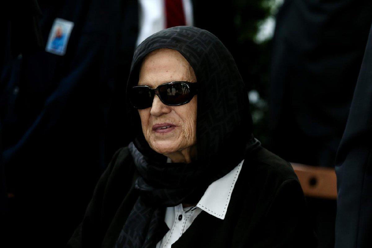 Erdoğan Demirören'in eşi Tülin Demirören
