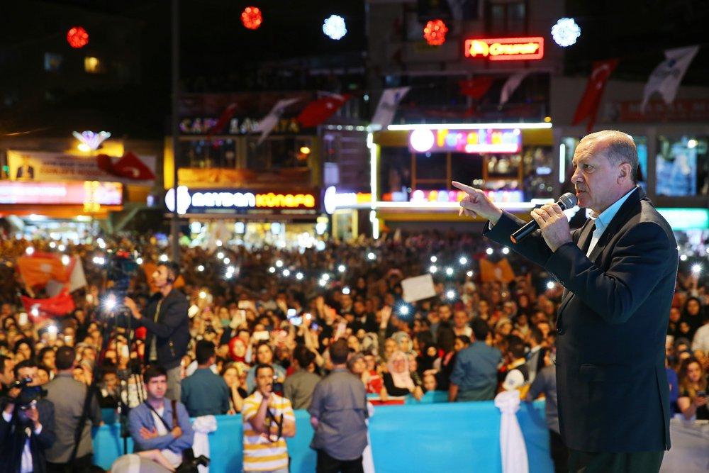 FOTO:İHA - Erdoğan'ın 'uzay vaadi' akıllara 2005 yılında alınan MGK kararlarını getirdi.
