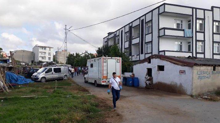 İstanbul'da vahşet: Eşini ve bebeğini öldürdü
