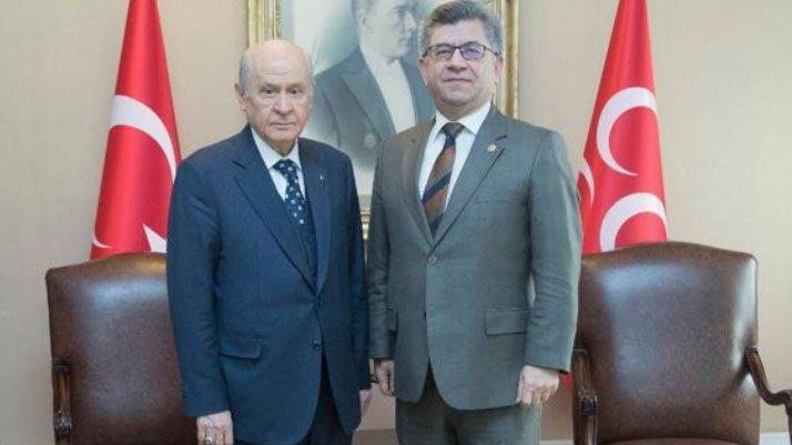 MHP Genel Başkan Yardımcısı Aycan görevden alındı