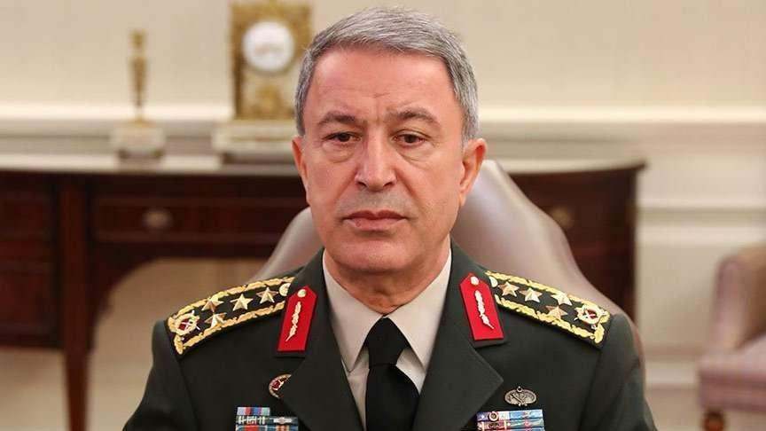 'Kara Kuvvetlerimiz asil milletimizin gurur kaynağı olmaya devam edecektir'