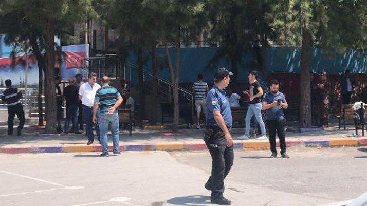 AK Parti'li vekilin yakınlarına saldırı iddiası