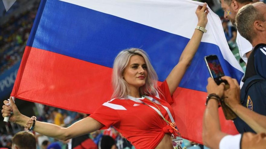 Rusya'da azalan nüfus için umutlar Dünya Kupası'nda!