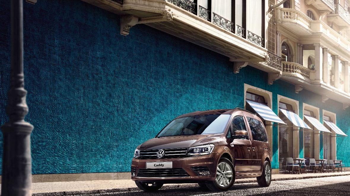Volkswagen Caddy kampanyası başladı!