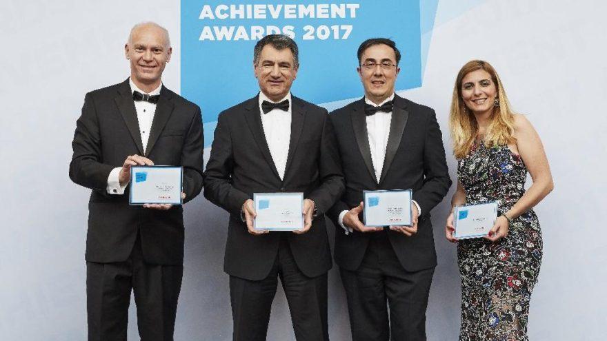 Akbank'a EMEA Finance'den 10 ödül