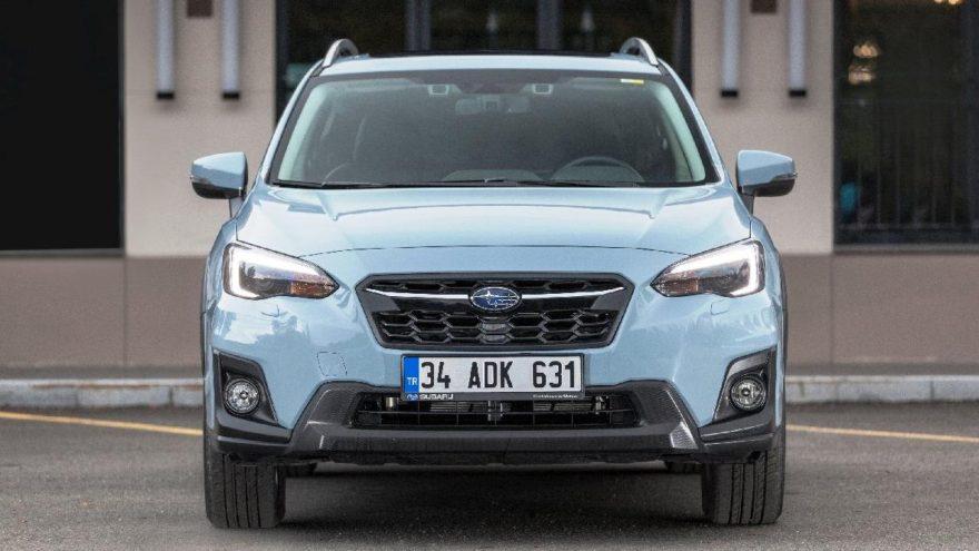 Subaru otonom sürüşe adım atıyor!