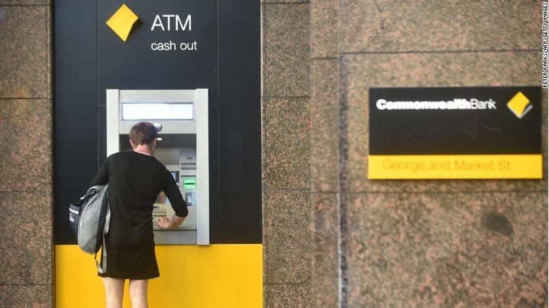 Avustralya'nın en büyük bankasına rekor ceza