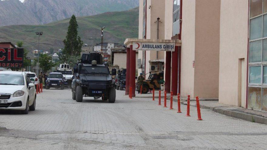 Hakkari'de hain saldırı: Bir askerimiz şehit