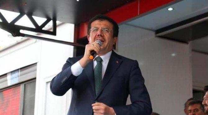 Zeybekçi: ABD'ye ilave vergi uygulamaya bugünden itibaren başlıyoruz