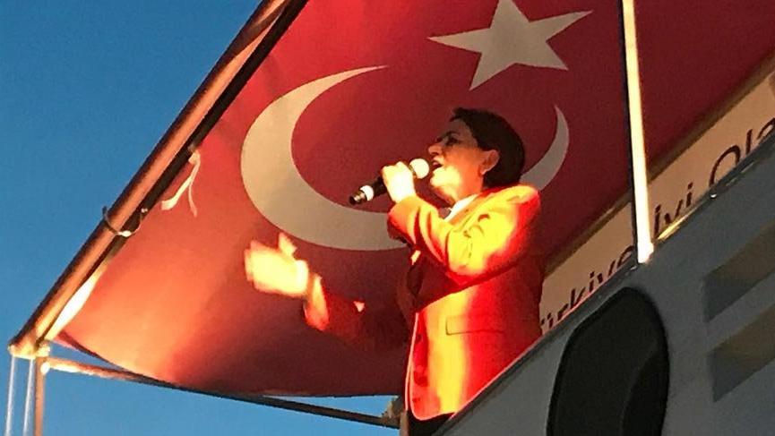 Akşener'e Üsküdar'da belediye engeli