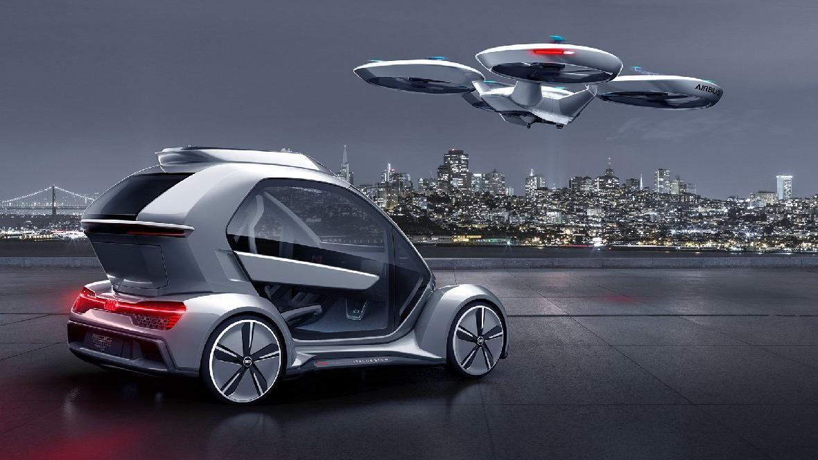 Audi 'uçan otomobilleri' Almanya'da deneyecek!
