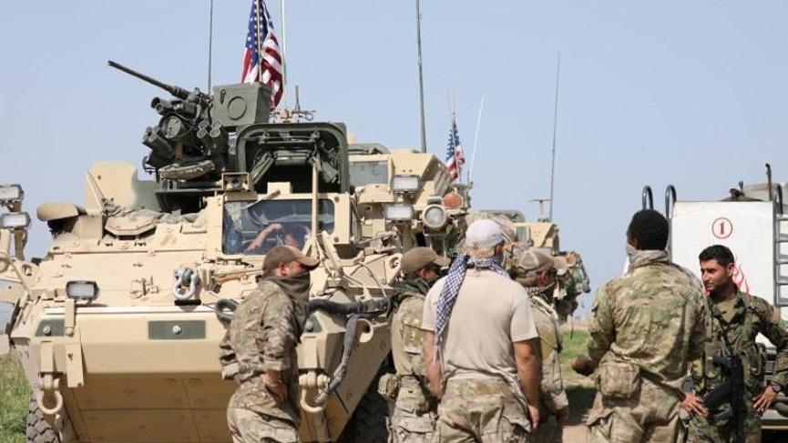 ABD, PKK'ya 250 TIR yeni silah yolladı