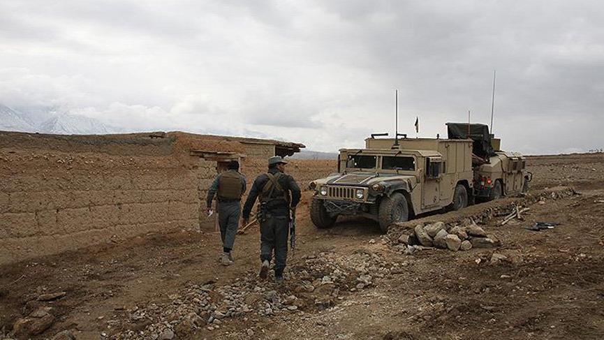 Afganistan'da IŞİD'e darbe: 23 terörist öldürüldü