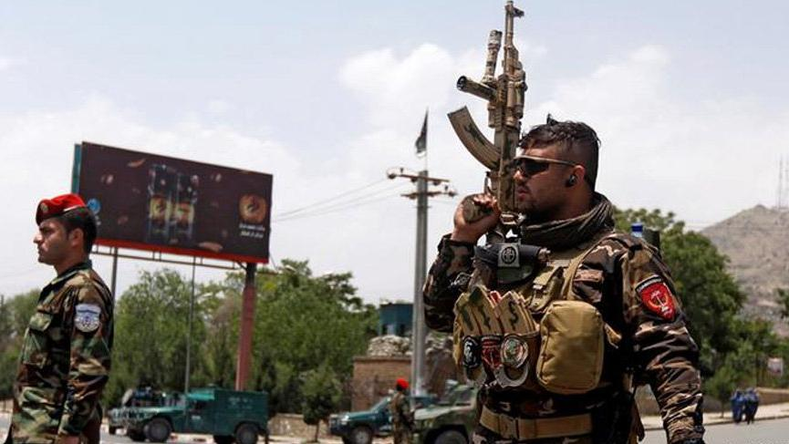 Afganistan'da bayramlaşma sırasında intihar saldırısı
