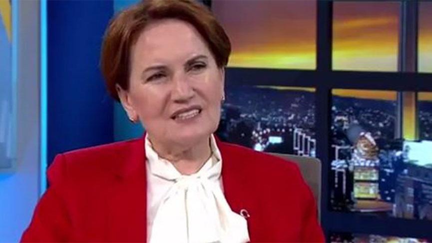 Meral Akşener: Atatürk resimleri ve Türk bayrağı kaldırıldı