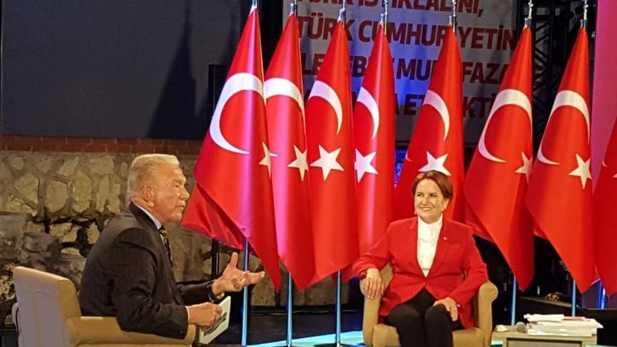 Akşener: İşgal altındayken bile İstanbul'da miting yapılmıştı