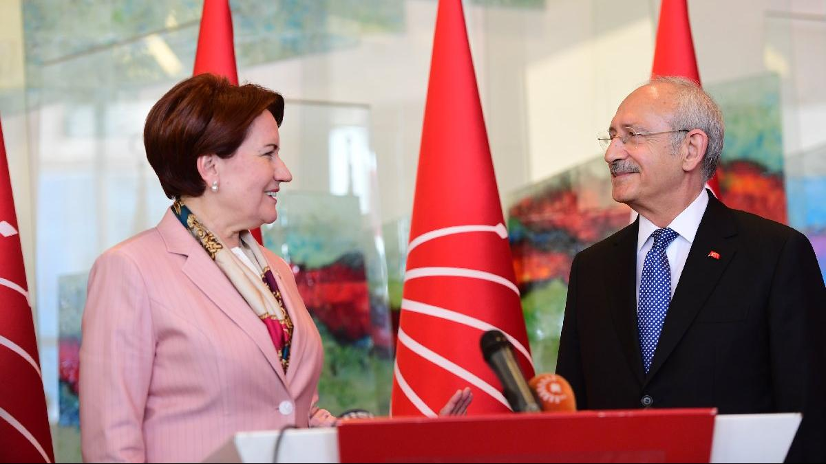 Kılıçdaroğlu ile Akşener buluşuyor