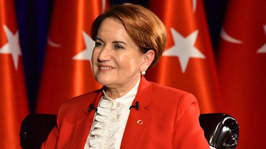 Meral Akşener: Erdoğan'ın oylarından kayma var