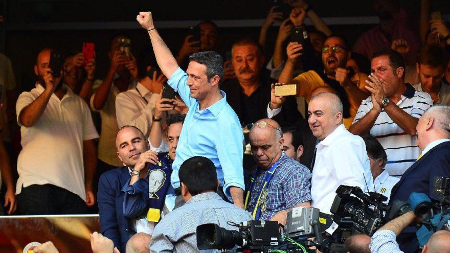 Fenerbahçe başkanlık seçimi sona erdi! Ali Koç, Fenerbahçe başkanı oldu!