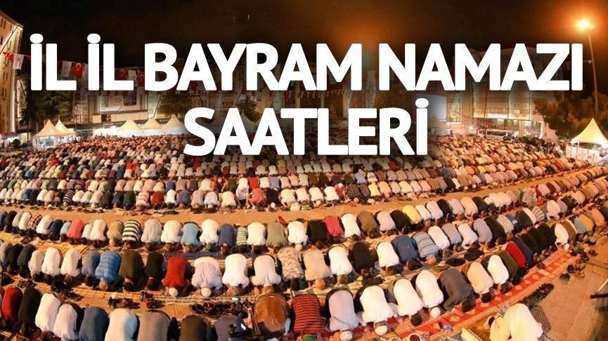 Bitlis bayram namazı vakti: İl il Ramazan Bayramı namazı saatleri 2018