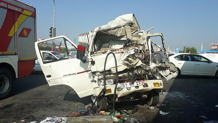 TÜİK: 2017 yılındaki trafik kazalarında 7 bin 427 kişi öldü