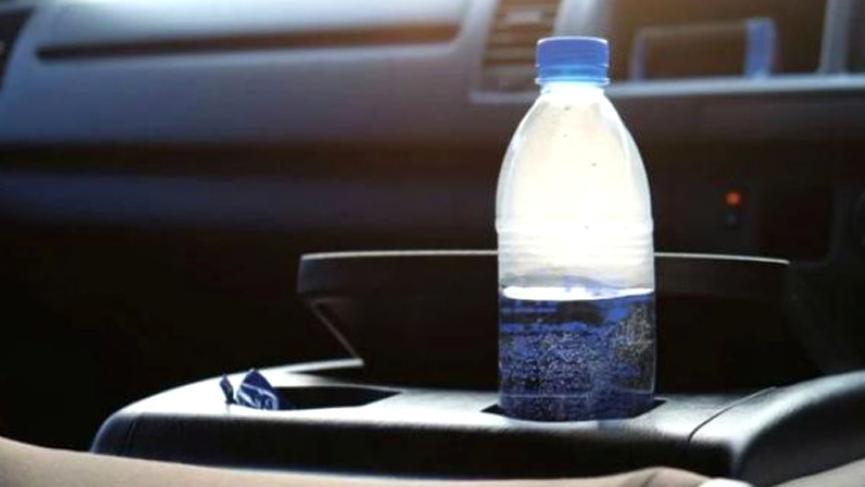 Su şişesini böyle bırakanlar dikkat! Tehlike saçıyor