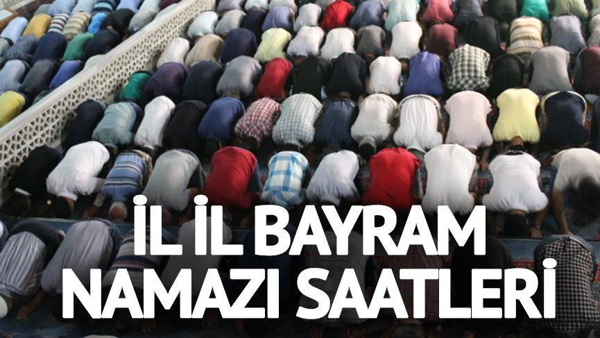 Ardahan'da bayram namazı saat kaçta? 2018 il il bayram namazı vakitleri…