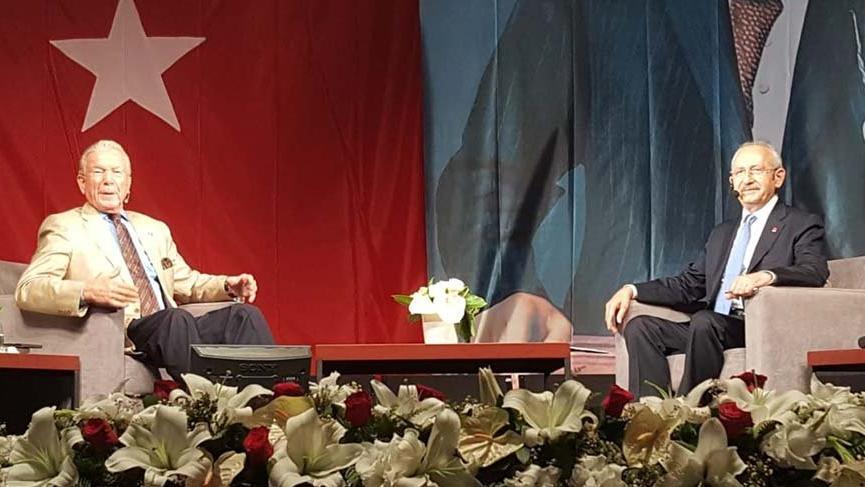Kılıçdaroğlu Halk Arenasın'da: Bu korku 24 Haziran korkusu