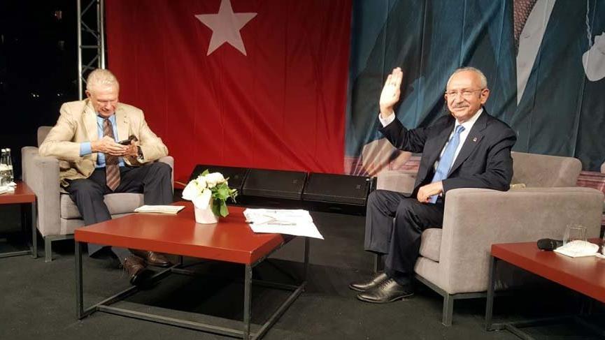 Kılıçdaroğlu: Sözcü gazetesi bağımsız... Sahibi de onurlu bir kişi