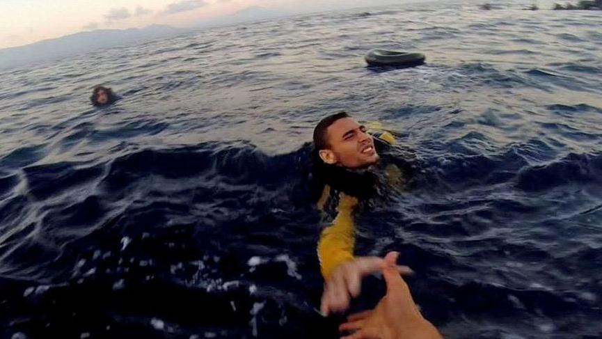 Yine göçmen faciası: 48 kişi hayatını kaybetti