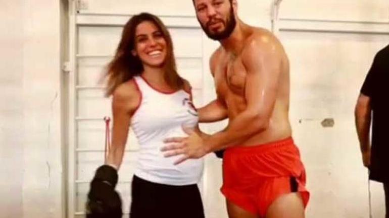 Atakan ile eşinin videosu tartışma yarattı. Doğuma günler kala!