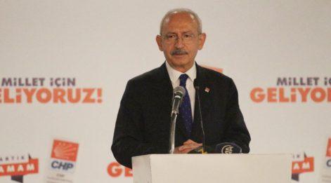 Kılıçdaroğlu: 'Sen hakim misin partinin kadın kolları başkanı mısın'