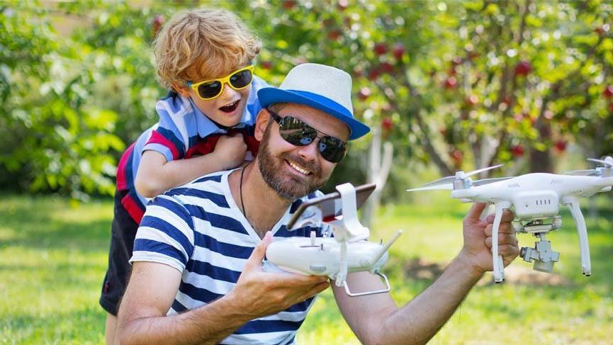 Babalar Günü'nde seçiminizi babanızın hobisine göre yapın