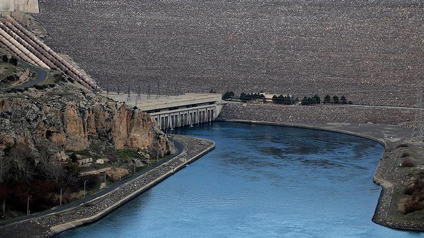 Türkiye'den Irak'a su güvencesi