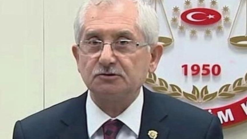 YSK Başkanı: Erdoğan oyların salt çoğunluğunu aldı