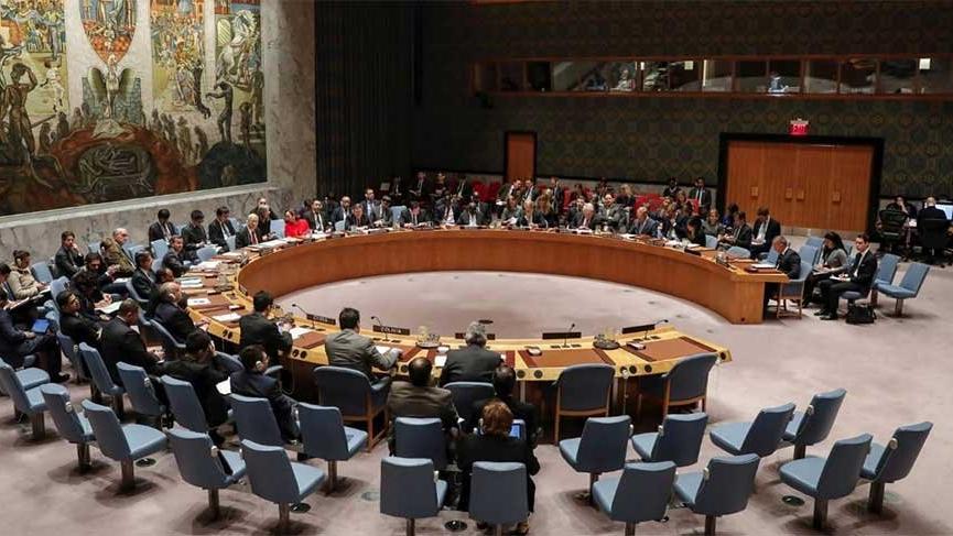 Son Dakika… ABD, BMGK tasarısını veto etti