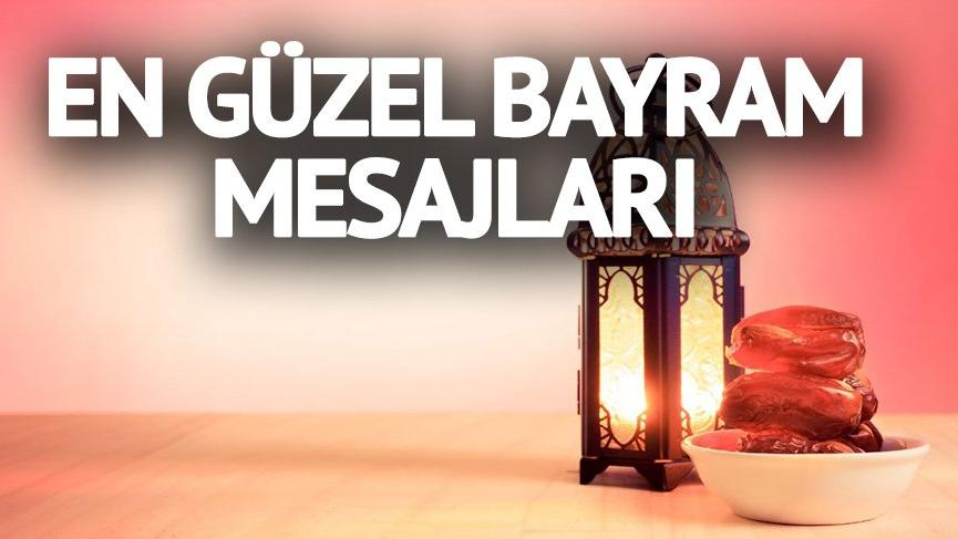 Ramazan bayramınız mübarek olsun… En güzel bayram mesajları…