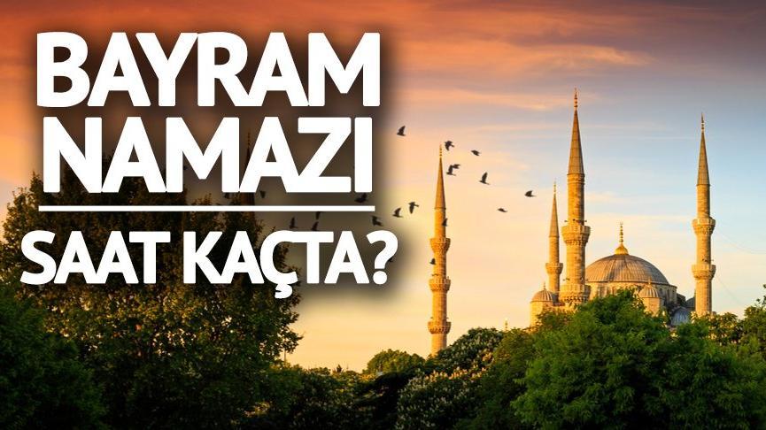 Artvin bayram namazı saat kaçta? 2018 Ramazan Bayramı Artvin namaz saati