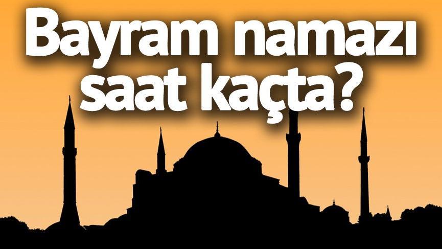 Çanakkale Bayram namazı saati kaç? Bayram Namazı kaç rekat? (Ramazan Bayramı 2018)