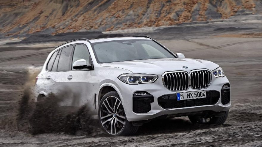 İşte yeni BMW X5!