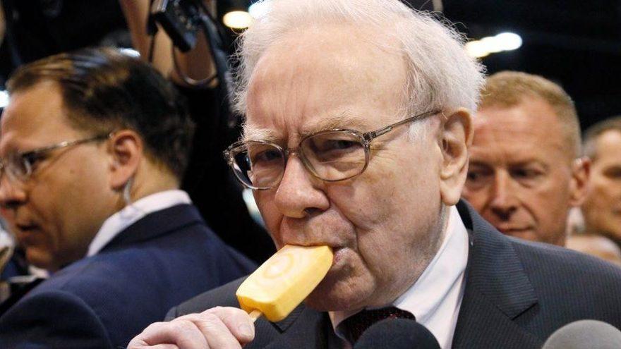 Warren Buffett'la yemek için 3.3 milyon dolar!