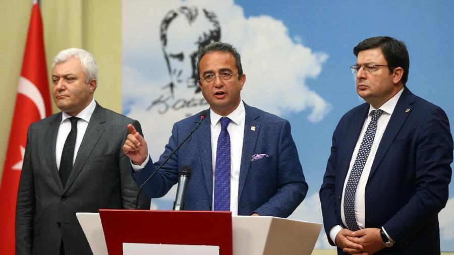 Bülent Tezcan: Seçim ikinci tura kaldı