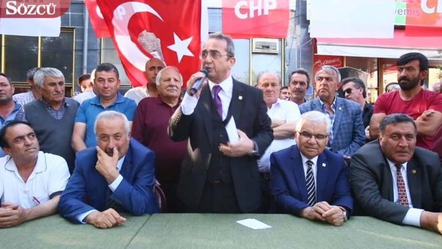 CHP'li Tezcan'dan Bakan Soylu'ya 'Namert' çıkışı