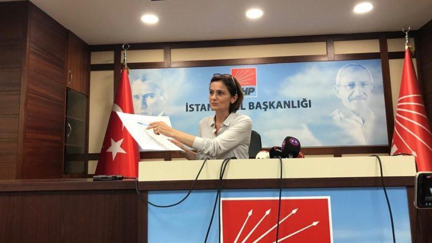 CHP İstanbul'dan üçüncü açıklama: Son gülen iyi güler