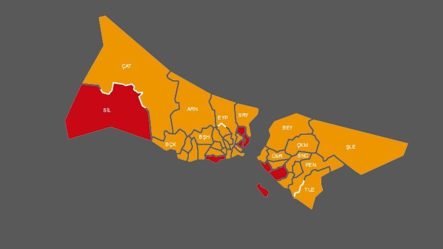 CHP Çatalca'yı kaybetti