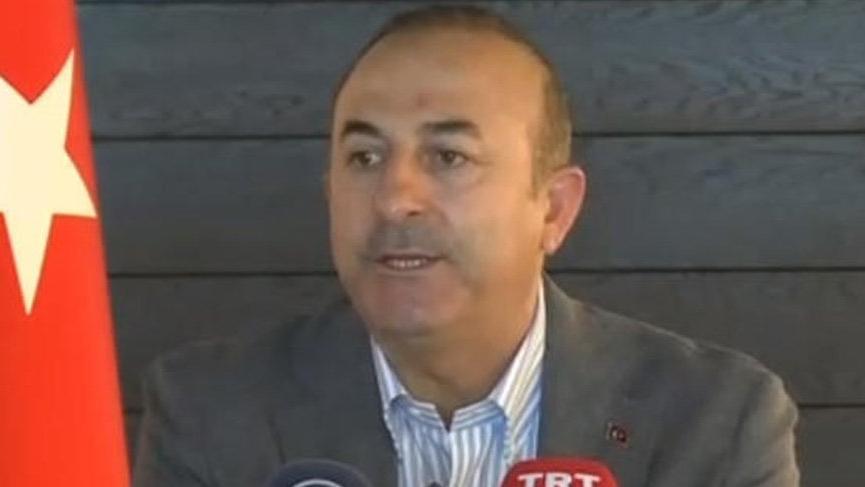 Mevlüt Çavuşoğlu'ndan Menbiç açıklaması