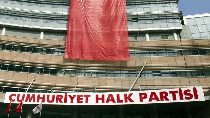 CHP'den parti meclisi toplantısı açıklaması