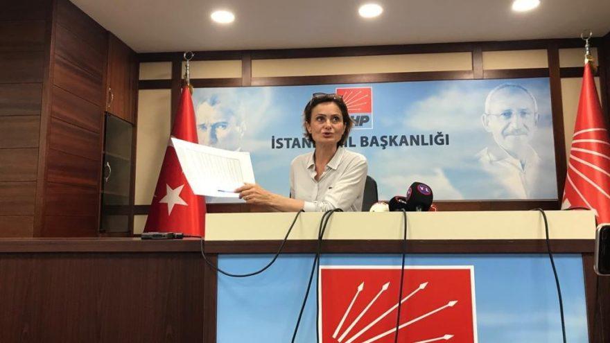 Kaftancıoğlu: Saat 23:05'e kadar hiçbir aday yüzde 50'ye ulaşamadı